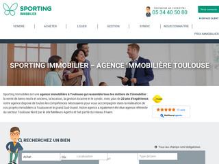 Agence immobilière Toulouse