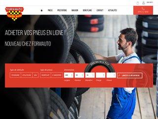 Centre auto Formauto Rennes