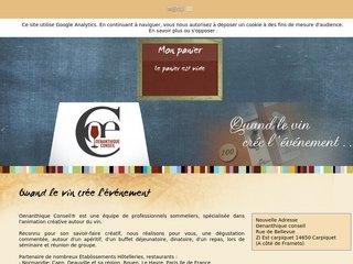 Oenanthique Conseil - Cours d'oenologie à Caen (14)