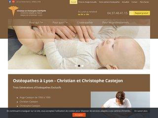 Ostéopathe pour les seniors à Lyon