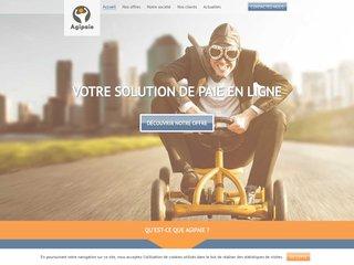 AGIPAIE : Plateforme de paie en ligne
