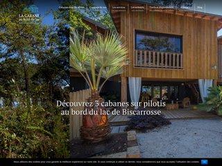 La Cabane au bord du lac : des cabanes extraordinaire