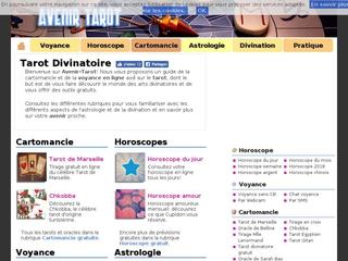Avenir tarot: cartomancie en ligne