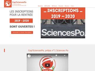 Cap'SciencesPo