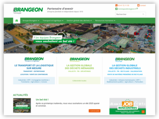 Transport BTP | Brangeon
