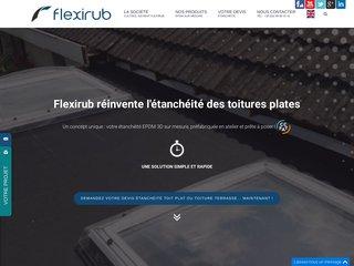 Flexirub, partenaire pour réaliser un plan d'eau