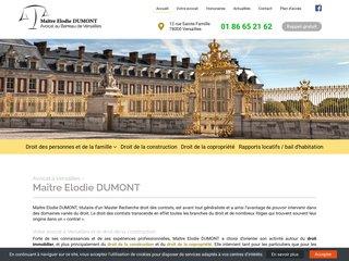 Avocat divorce Versailles