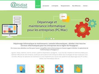 Dépannage, maintenance et conseils informatiques