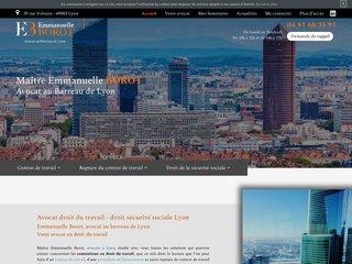 Avocat droit de la sécurité sociale Lyon