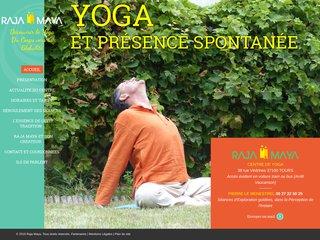 Raja Maya - Centre de Yoga Tours