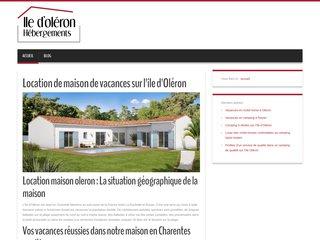 location Oléron