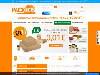 Fournisseur emballage alimentaire