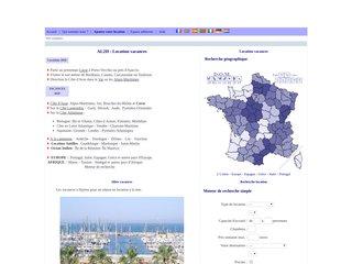 AL2H locations vacances