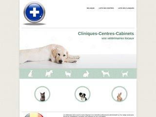 Cliniques vétérinaires à Bruxelles
