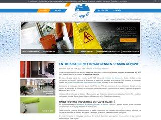 Entreprise nettoyage vitres Rennes
