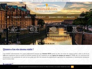 Voyage incentive: Désirs2rêves organise le voyage de vos collaborateurs