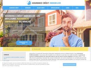 L'assurance crédit immobilier