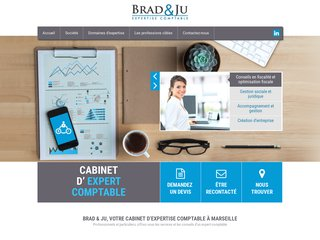 Brad & ju expertise comptable