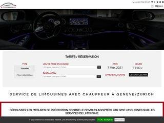GMC Limousines