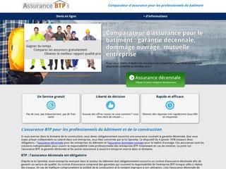 Assurances constructions sur AssuranceBTP
