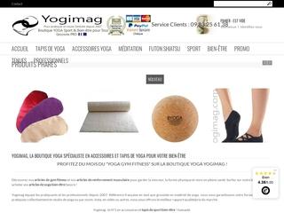 Yogimag, boutique fitness
