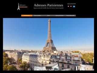 Adresses parisiennes - achat appartement paris 16
