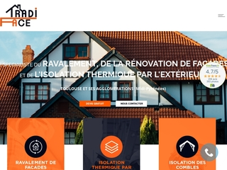 Spécialiste de façade et rénovation