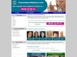 Voyance par telephone gratuite