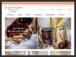 Confiture Artisanale et Sirop Maison - Le Clos de Laure