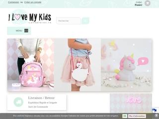 Décoration et Accessoire pour Enfants - I Love My Kids