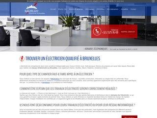 Électricien réseau Charleroi