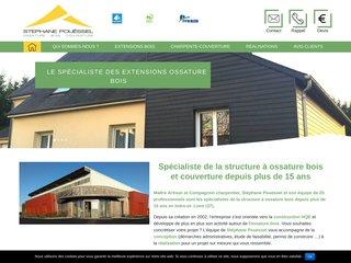 Construction de maison en bois HQE - Stéphane Pouëssel 37