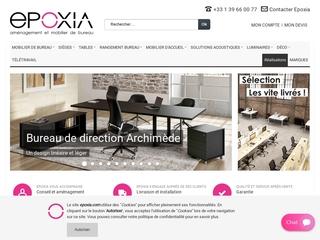 Epoxia, mobilier de bureau