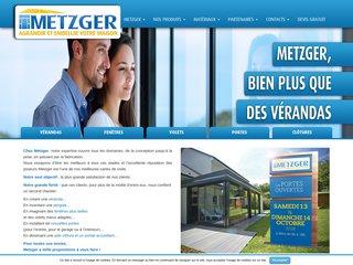 Metzger, spécialiste lorrain de la véranda et abri extérieur