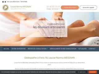Cabinet d'ostéopathie ouvert le samedi à Paris