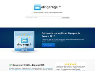 Annuaire des garages, Allogarage