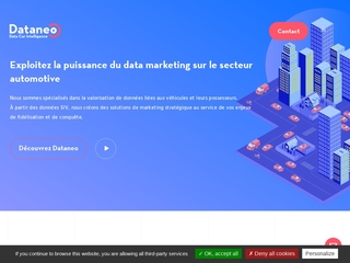 Fichiers pour campagnes de marketing direct