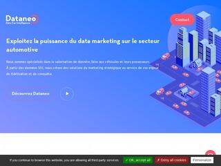 Fichiers pour campagnes de marketing direct