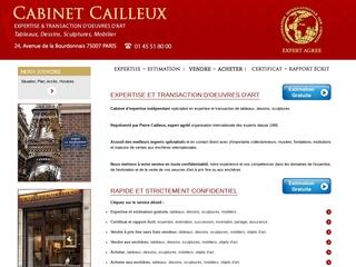 Cabinet Cailleux, votre partenaire dans les transactions d'art