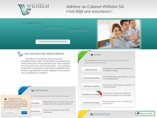 Cabinet Wilhelm - Courtier en assurance
