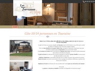 Gîte en Touraine