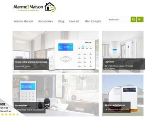 alarme2maison: sécurisez votre maison