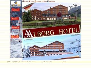 Aalborg hotel, un hôtel au top aux 2 alpes