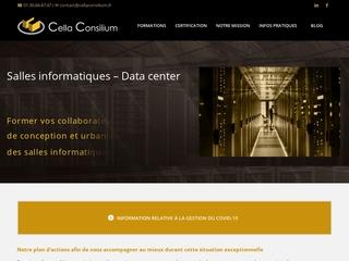 Conception de Salle Technique & Data Center