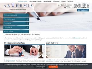 Avocat droit fiscal Belgique