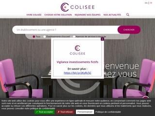 Colisée, groupe gérant des résidences médicalisées