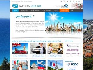 Ecole de russe Nice - Explora Langues