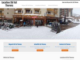 Le site pratique pour réserver en ligne sur val-thorens