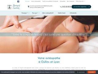 Ostéopathie viscérale Lyon