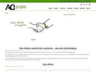ACI projets | conduite de projets